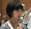 福島の子ども 政府に訴え