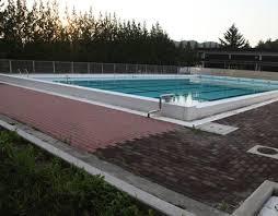 川俣高校プール