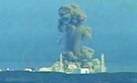 1)福島第1原発事故 爆発