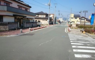 JR小高駅前