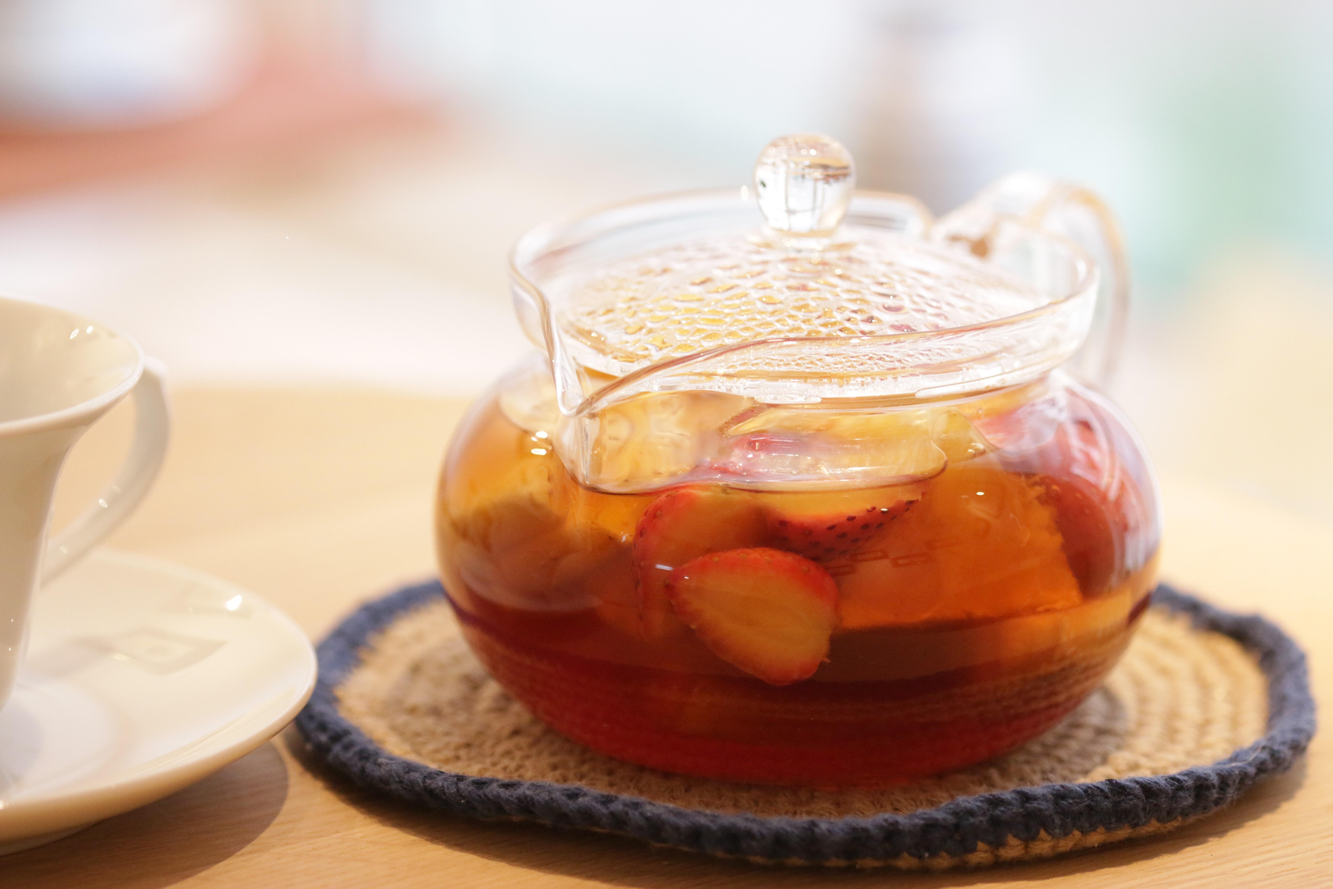 睡蓮 tea